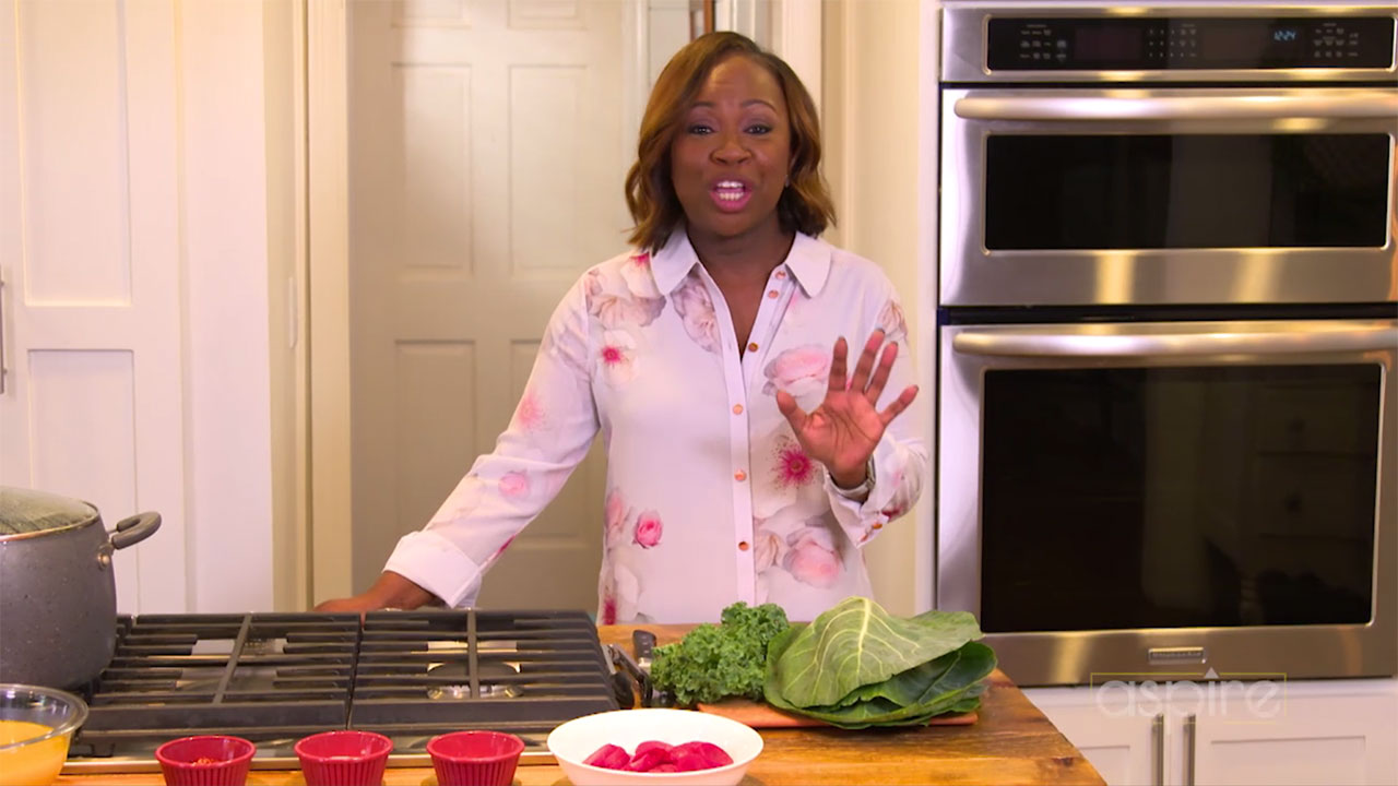 Chop It Up with Gina Neely – Going Green