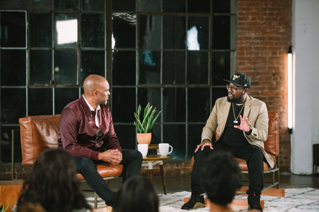 Icons, Idols + Influencers – Lil' Rel Discusses His Comedy Boundaries