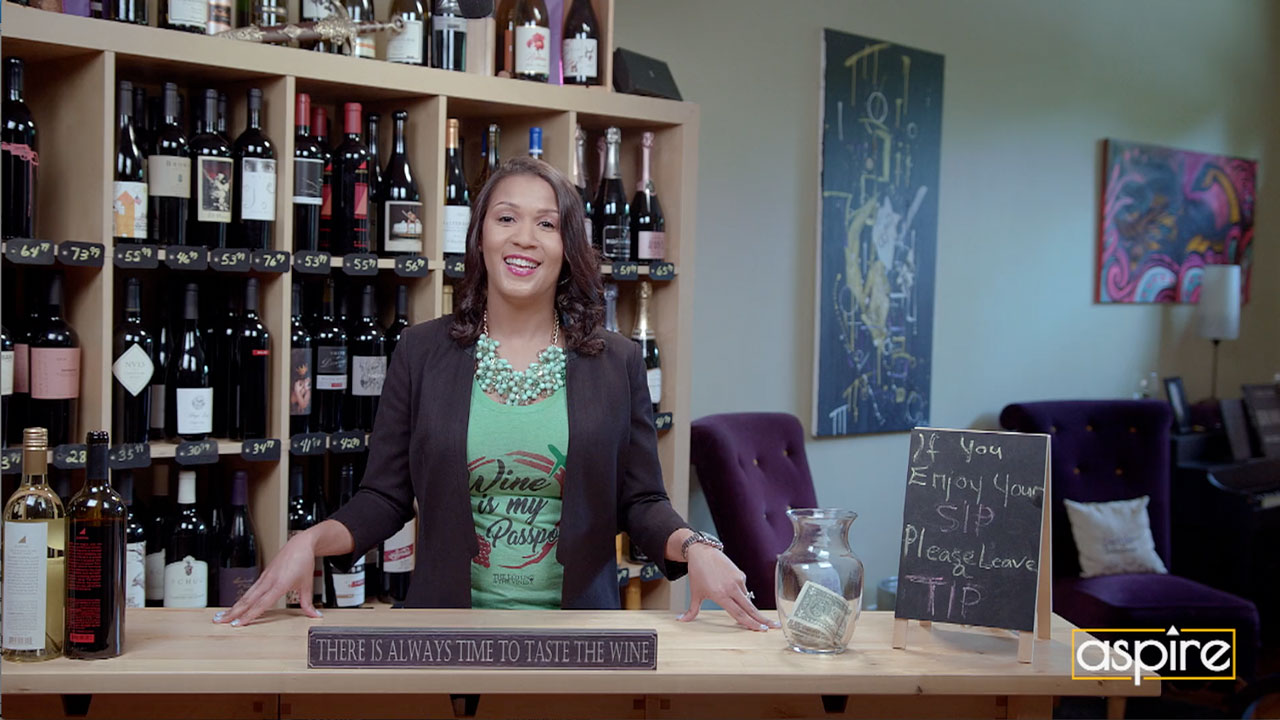 Wine Wednesdays with Larissa Dubose All Month Long