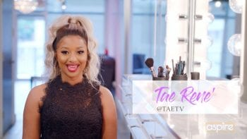 Beauty Talk With Tae | Winged Liner | aspireTV